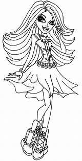 Coloring Monster Spectra Dancer Flamenco Vondergeist Cleo Printable Nile Para Hold Colouring Sheets Cool Colorear Getcolorings Desenhos Imprimir Getdrawings Desenho sketch template