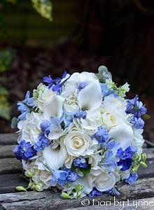 Wedding Flowers Blog: Madeleine's Pretty Spring Blue and ...