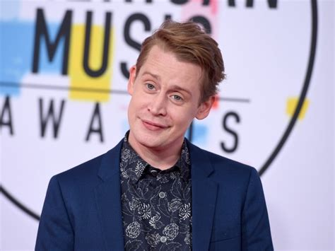 macaulay culkin  changing  middle