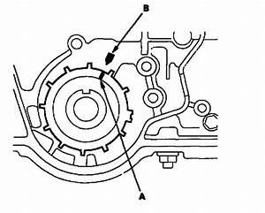 2004 Honda Civic Timing Belt