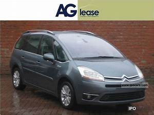 Prix Fap C4 Picasso : 2009 citroen grand c4 picasso 1 6 hdi exclusive fap bmp egmv car photo and specs ~ Gottalentnigeria.com Avis de Voitures