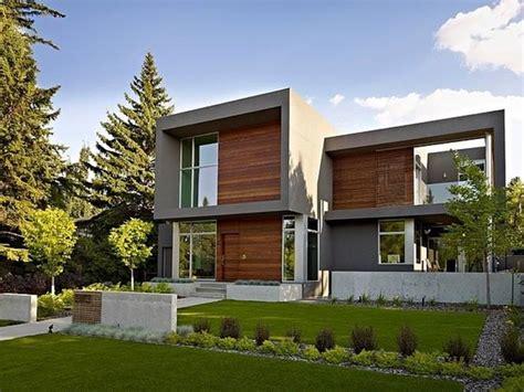 Modern House Facade Color Design Idea