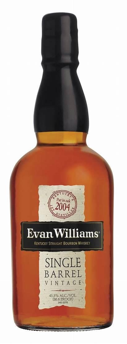 Evan Williams Barrel Single Bourbon 2004 Whiskey