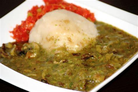 recette de cuisine africaine sauce gombo à livoirienne cuisine gombo