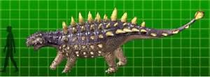 Saichania - Dinosaur King