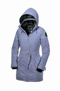 Canada Goose Palliser Coat Arctic Frost Women39s Parka20231 CA27426 Canada Goose Outlet