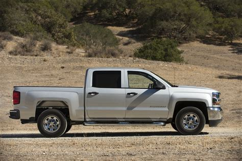 2018 Chevrolet Silverado Pictures And Images Gm Authority