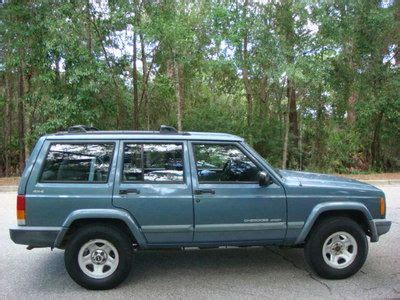 Purchase Used Jeep Cherokee 4dr Sport 4x4 Clean Cold A C