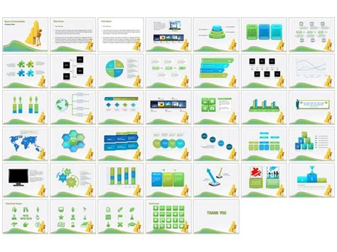 powerpoint charts  graphs templates  highest