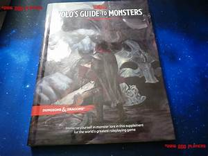 Volo U2019s Guide To Monsters Review