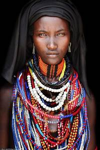 Photographer Mario Gerth's portraits of African tribes we ...
