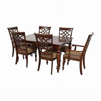 Furniture Dining Table Wood Bob Extention Leaf