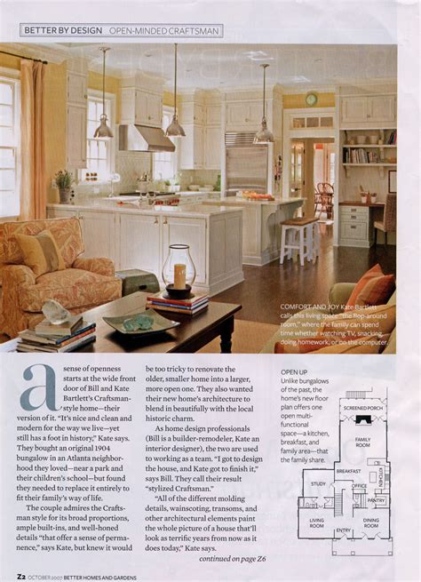 better homes and gardens past issues at last a solution for the kitchen the new york times