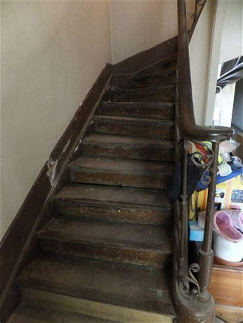 refaire un escalier