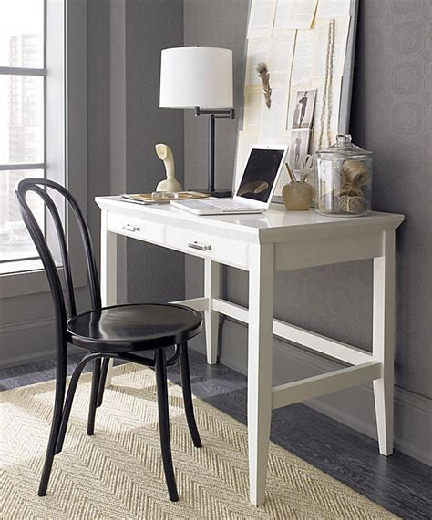 small white office desk 20 stylish home office computer desks