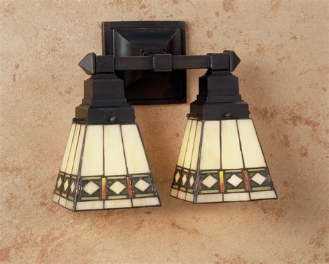 Stained Glass Bathroom Light Fixtures by Meyda 48192 Glass Stained Glass