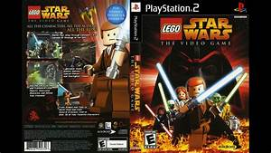 Lego Star Wars The Video Game Ps2 Review Youtube
