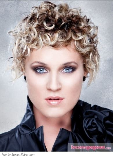 style hair 14 best curly hair styles images on 7044