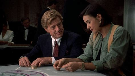 robert redford demi moore film would you sleep with robert redford for 1 million dollars