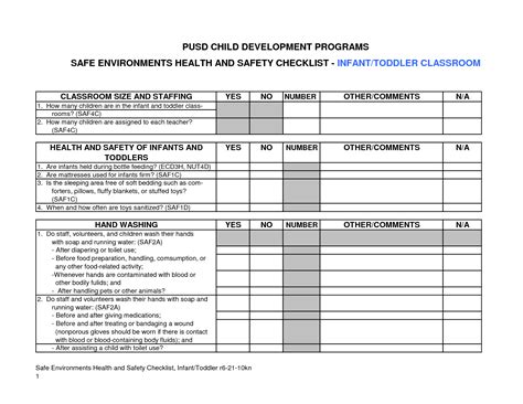 15 best images of bathroom safety picture worksheets 615 | preschool health and safety checklist 290798
