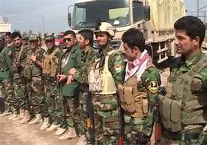 U.S. Volunteers Aid Kurdish Fighters in Iraq
