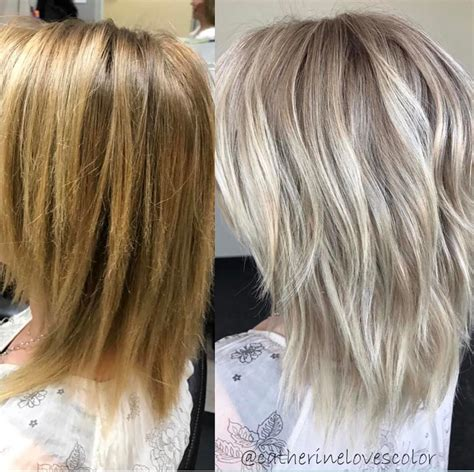 Ash Hair by 20 Adorable Ash Hairstyles To Try Hair Color Ideas