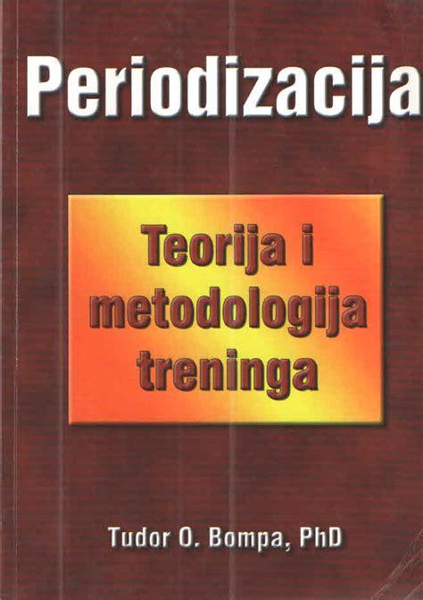 Periodizacija - teorija i metodologija treninga dostupno u ...