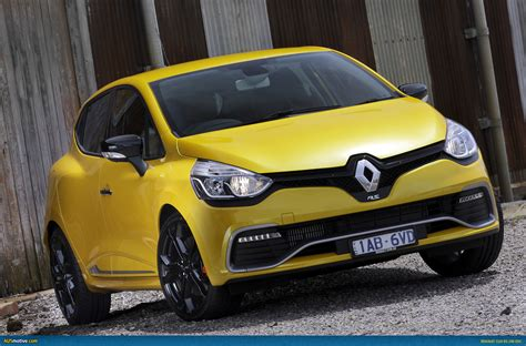 Ausmotivecom Renault Clio Rs 200 Edc Australian