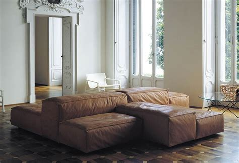 Extra Soft Sofa Designed By Piero Lissoni