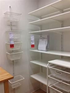Ikea Algot Erfahrungen : algot pantry organization storage ikea pinterest extra storage storage and pantry ~ Eleganceandgraceweddings.com Haus und Dekorationen