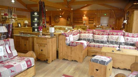 canape fabrique en meubles les autanes deco montagne fabrique banquette