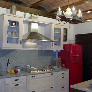 Cuisine Amnage Chne Blanchi Plan De Travail Granit CANTINA