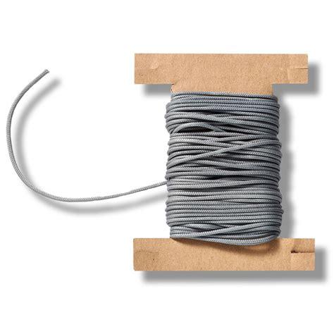 jalousie billiger 10 meter jalousien schnur grau 1 3 mm ersatzteil jalousie