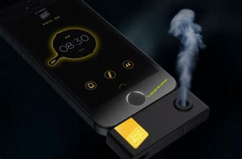 iphone gadgets oscar mayer iphone adapter lets you to the smell of