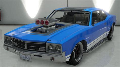 Blue Sabre Turbo Gta 5 Custom