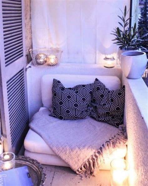 Kleine Lounge Ecke kleine gem 252 tliche lounge ecke f 252 r einen kleinen balkon