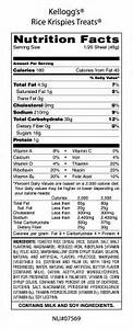 rice krispies nutrition label Car Tuning