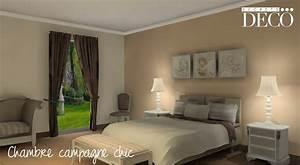 decoration et amenagement d39hotels et de chambres dhotes With deco chambre campagne chic