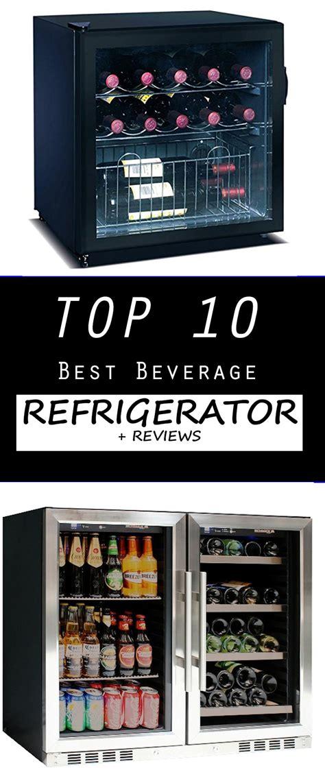 Top 10 Best Beverage Refrigerator + Reviews  Must Have Tips