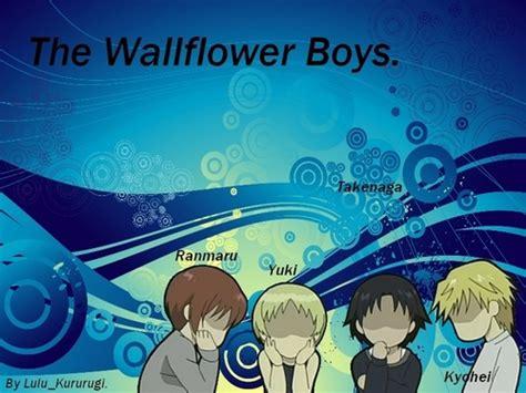 Wallflower Anime Wallpaper - lulu kururugi images the wallflower boys hd wallpaper and