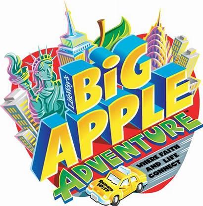 Adventure Week Vacation Apple Porch York Clip