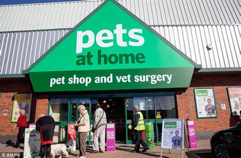At Home Store : Pets At Home Joins Poundland In Rush To Float On London
