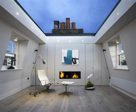 bedroom with glass roof house in london with a retractable glass roof 171 twistedsifter