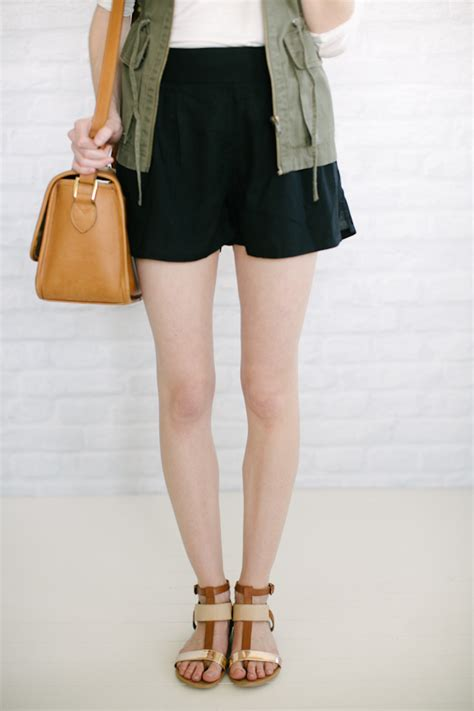 Flowy Shorts Outfit | Tulips Clothing