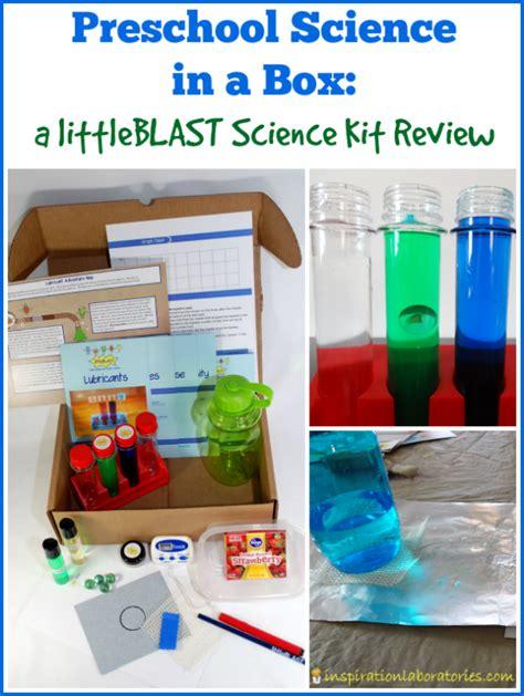 preschool science in a box a littleblast science kit 875 | littleBLAST review