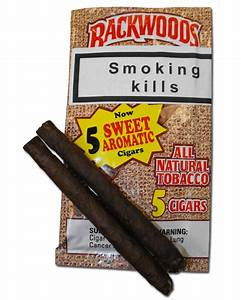 Backwoods Sweet Aromatic Cigar  5s
