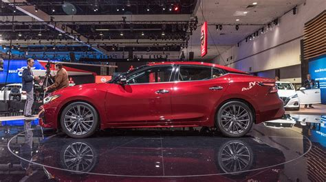 2019 Nissan Maxima Gets New Looks And Safety Tech