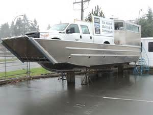 Aluminum Landing Craft Boats for Sale
