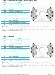 Check Your Nest Thermostat Wiring Diagram