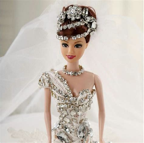doll wedding dresses 55 best images about doll wedding dress on